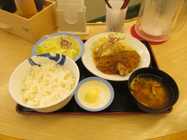 matsuya_pork_chop_with_onion_sauce_set_meal_20170620_011