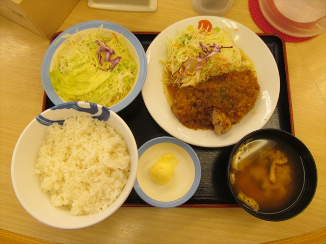 matsuya_pork_chop_with_onion_sauce_set_meal_20170620_012