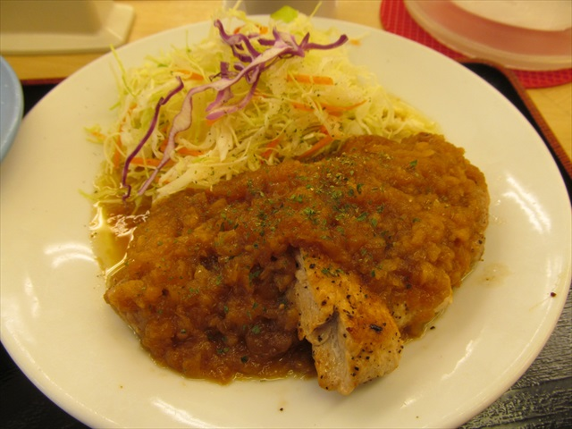 matsuya_pork_chop_with_onion_sauce_set_meal_20170620_019