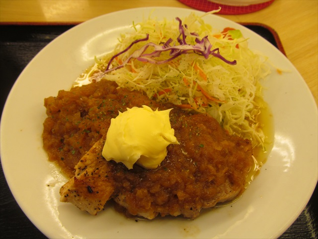 matsuya_pork_chop_with_onion_sauce_set_meal_20170620_025