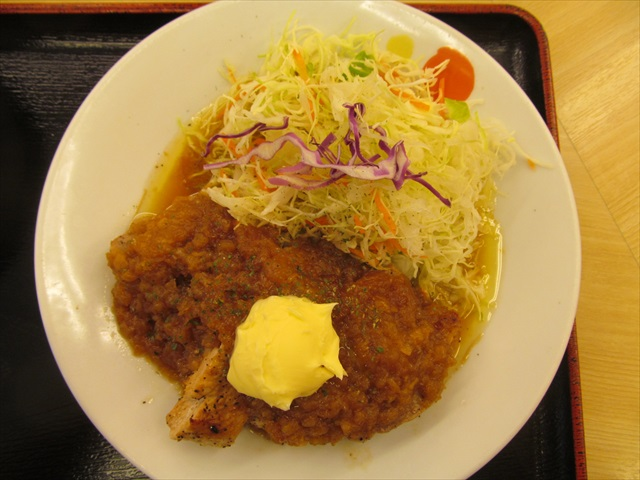 matsuya_pork_chop_with_onion_sauce_set_meal_20170620_026