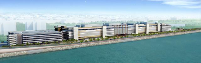 浦添西海岸計画外観イメージ20170704