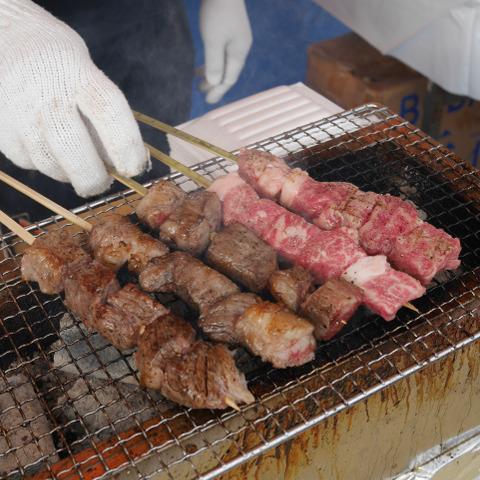 牛肉サミット2017出店一覧メニューサムネイル