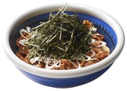 丸亀製麺旨辛肉つけうどん商品画像本体抜き20170712