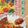 すき家彩り野菜のスパイシーシキンカレー2017販売開始サムネイル