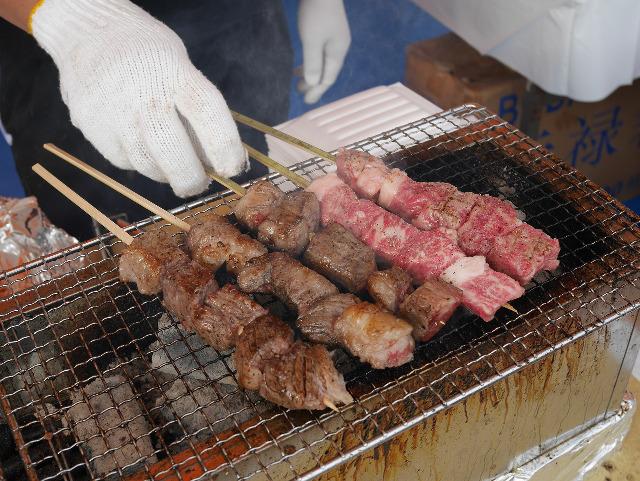 牛肉サミット2017の肉その3_20170730