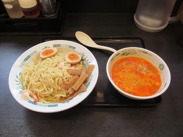hidakaya_shrimp_spicy_tonkotsu_tsukemen_20170718_015