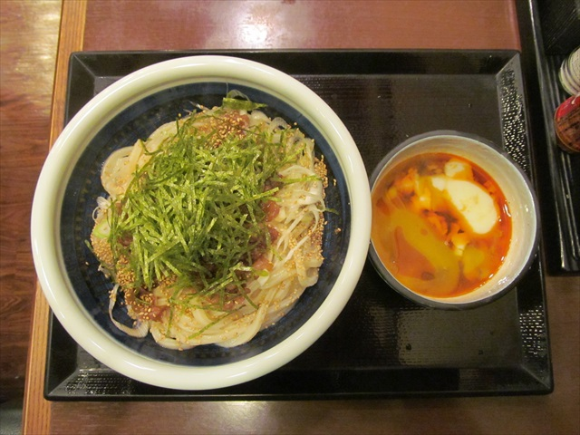 marugame_seimen_delicious_spicy_meat_tsukeudon_20170719_019