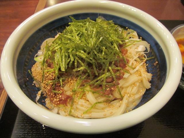 marugame_seimen_delicious_spicy_meat_tsukeudon_20170719_021