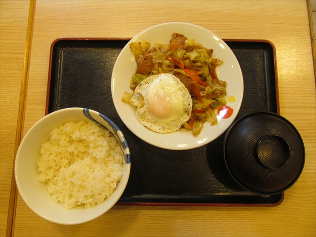 matsuya_stir_fried_pork_and_vegetables_with_sauce_set_20170725_020