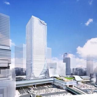 渋谷スクランブルスクエア2019年度開業予定サムネイル