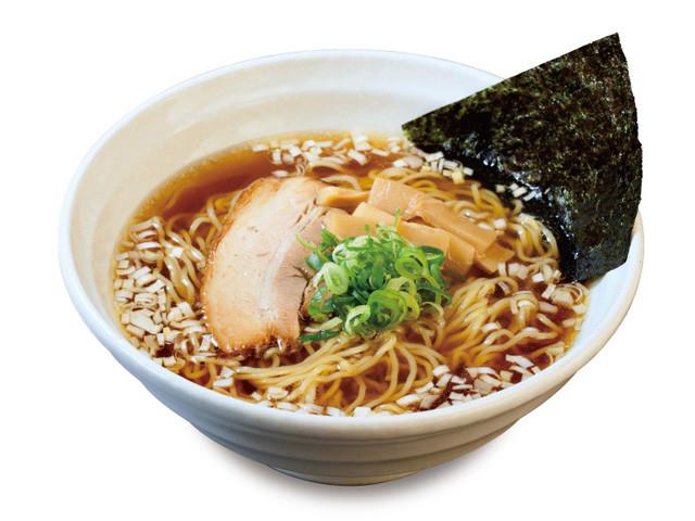 松軒中華食堂醤油拉麺商品画像20170818