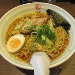 松軒中華食堂オープン初日醤油拉麺大盛賞味サムネイル