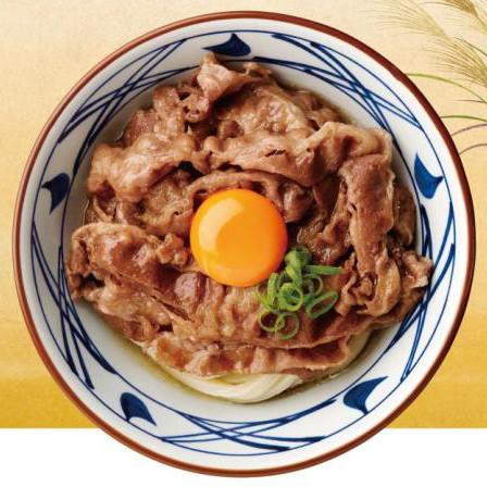 丸亀製麺牛すき釜玉2017販売開始サムネイル