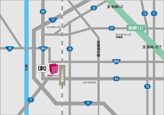 高崎オーパ広域地図20170908