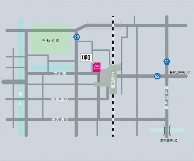秋田オーパ広域地図20170928