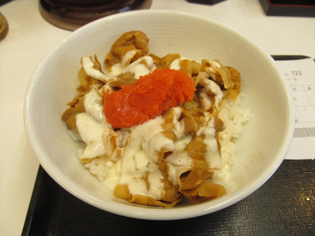 yoshinoya_mentaiko_cream_mayo_butadon_20170924_022