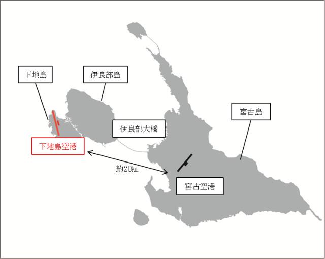 下地島空港地図20171012