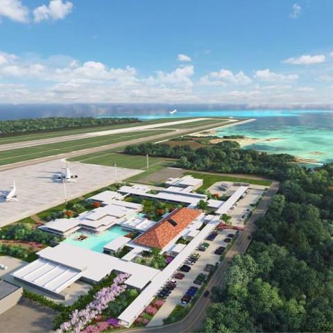 下地島空港旅客ターミナル施設2019年3月開業予定サムネイル