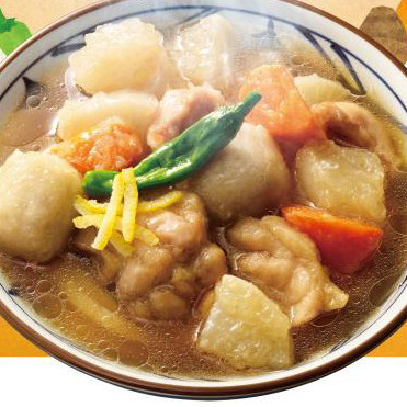 丸亀製麺ごろごろ野菜の揚げだしうどん販売開始サムネイル2