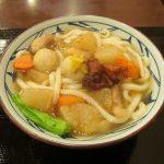 丸亀製麺ごろごろ野菜の揚げだしうどん大賞味サムネイル