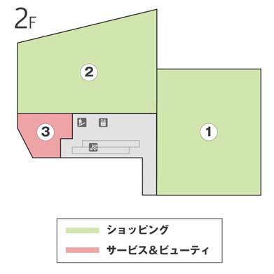 フレスポ舞子坂2階フロアマップ20171125