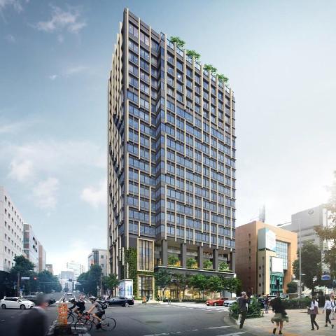 青山ベルコモンズ跡地に地上20階建てビルサムネイル