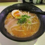 はま寿司北海道濃厚味噌ラーメン賞味サムネイル