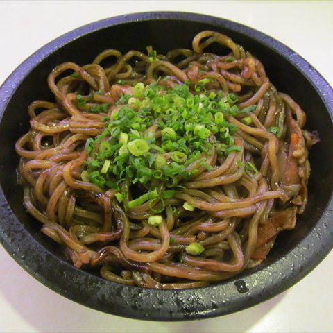 はま寿司東村山黒焼きそば2017賞味サムネイル
