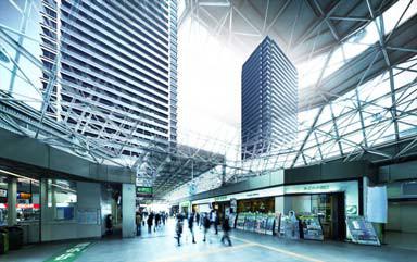 国分寺駅北口ビル国分寺駅構内からの接続イメージ20171130