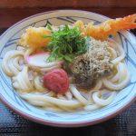 丸亀製麺福寄せ大海老天うどん大2017賞味サムネイル
