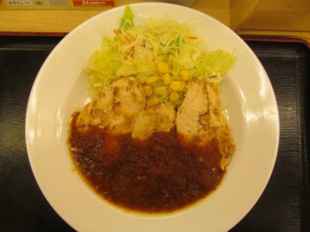 matsuya_tori_sasami_steak_teishoku_20171205_024