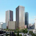 浜松駅北口一条タワマン2020完成予定サムネイル