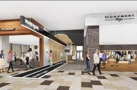 イオンモール宮崎増床リニューアル健康への気づきを促す空間デザイン20180111