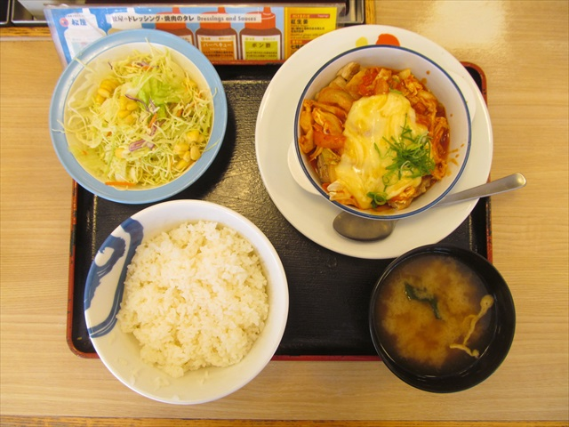 matsuya_cheese_takkarubi_set_meal_20180124_030