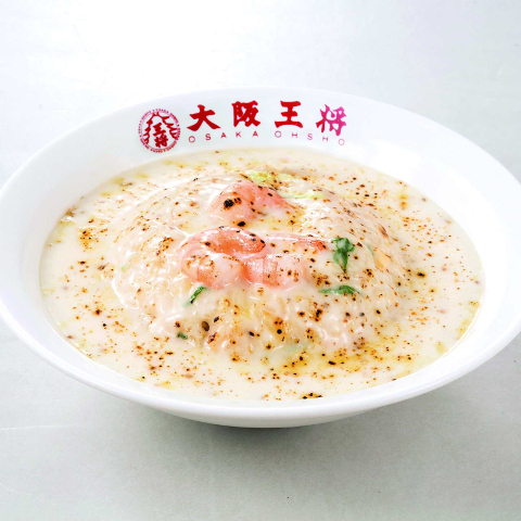 大阪王将焼きクリーム炒飯2018販売開始サムネイル