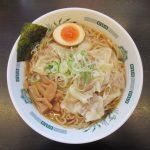 日高屋ワンタン麺2018麺大盛賞味サムネイル