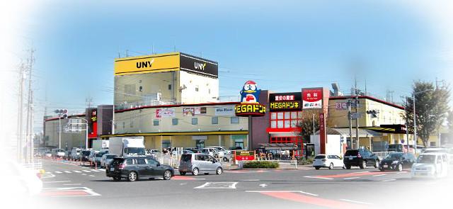 MEGAドンキホーテ豊田元町店外観イメージ20180221