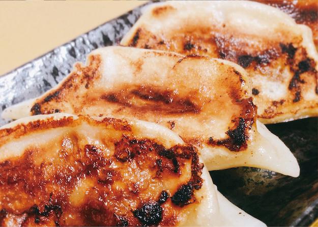 餃子フェスOSAKA2018GW_池のや餃子工房_北海道上富良野産豚肉餃子20180404