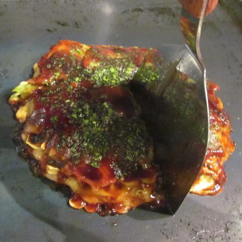 お好み焼きもんじゃ鉄板焼きたけのこメニュー20180228サムネイル