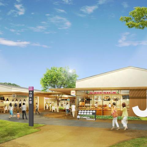 岡山操車場跡地複合商業施設2019年3月オープン予定サムネイル