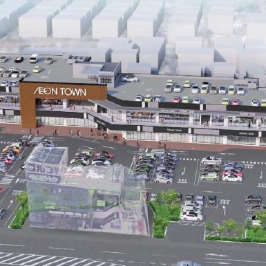 イオンタウン川西仮称2018年11月末オープン予定サムネイル