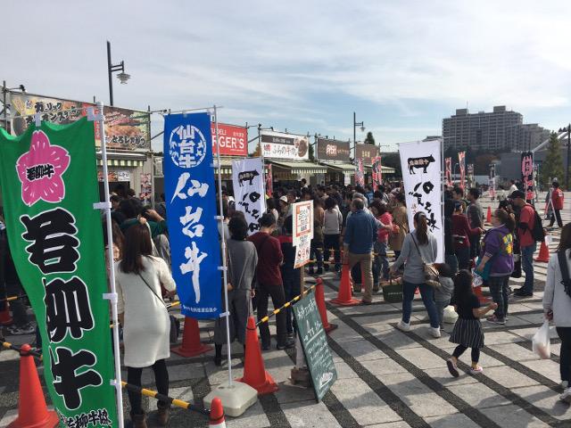 ジャパンフードパークin日比谷公園_過去のフードフェスの様子2_20180412