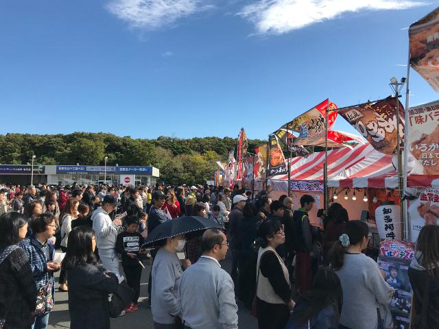 ジャパンフードパークin日比谷公園_過去のフードフェスの様子1_20180412