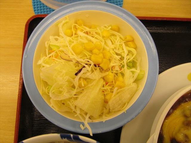 matsuya_brown_sauce_cheese_hamburg_set_meal_20180424_028