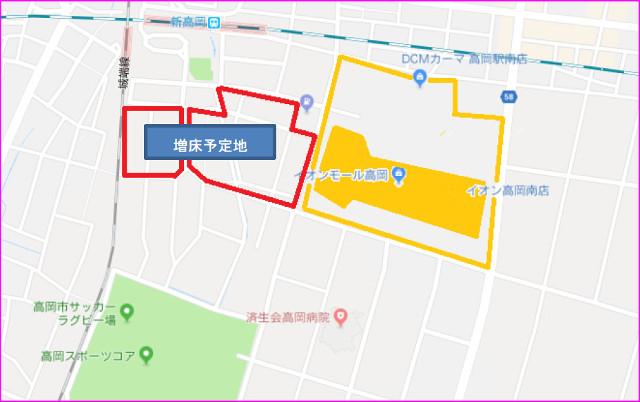 イオンモール高岡増床予定地_地図640_20180628