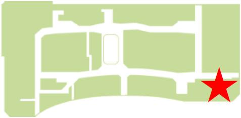 ららぽーと名古屋みなとアクルス1階フードコートの位置20180612