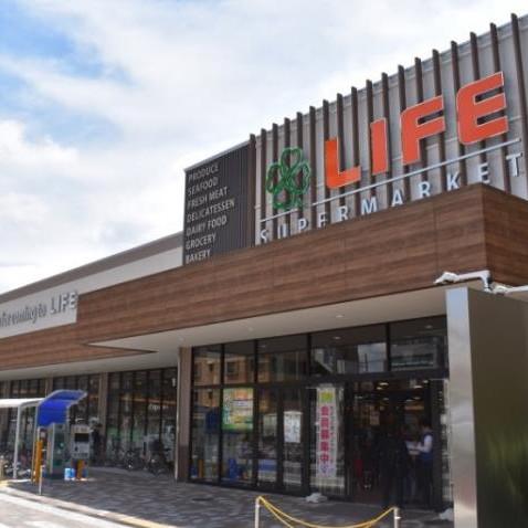 ライフ蕨駅前店オープンサムネイル