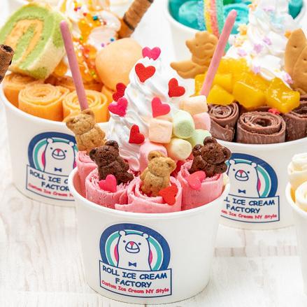 ロールアイスクリームファクトリー名古屋ラシック店オープンサムネイル