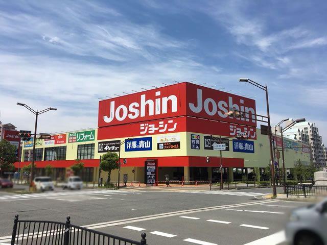 ジョーシン和泉中央店外観イメージ20180626